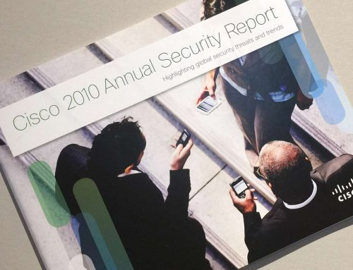 Cisco: Annual Security Report