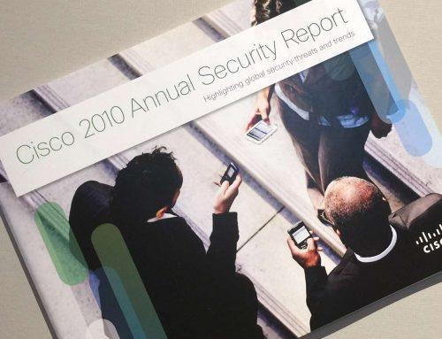 Cisco: Annual Security Report