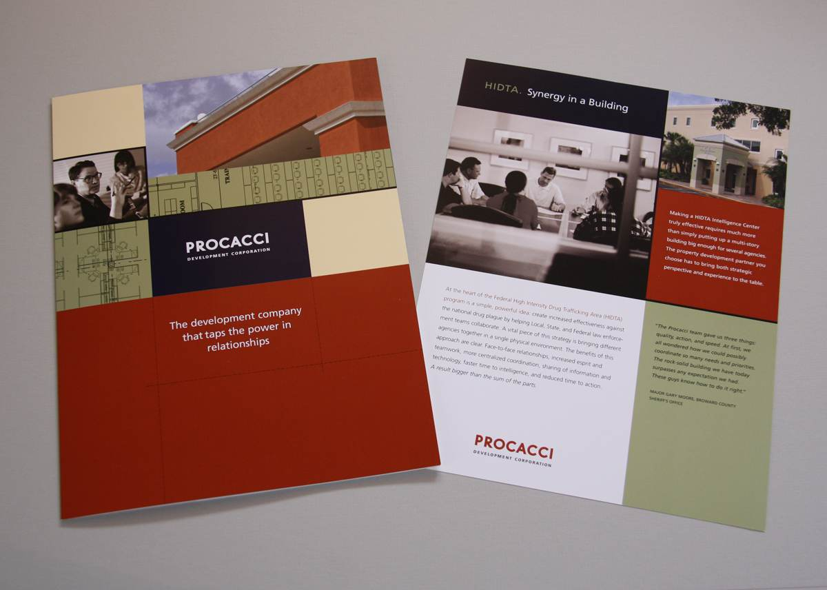 Procacci Construction collateral