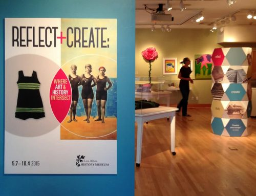 "Los Altos History Museum ""Reflect + Create"""
