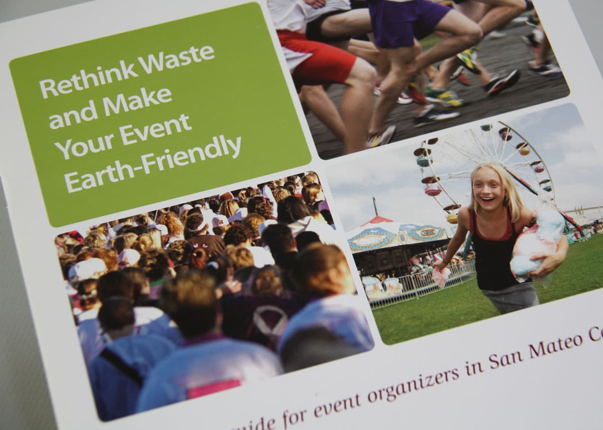 ReThink Waste at events