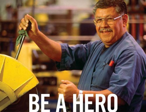 StopWaste: Be A Hero Campaign