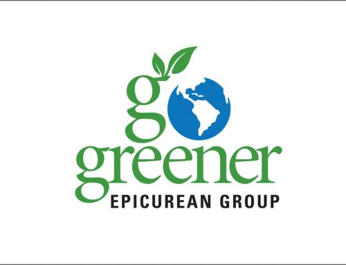 Epicurean Group: Go Greener