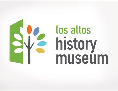 Los Altos History Museum Identity