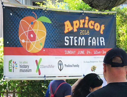 LAHM Apricot STEM Fair