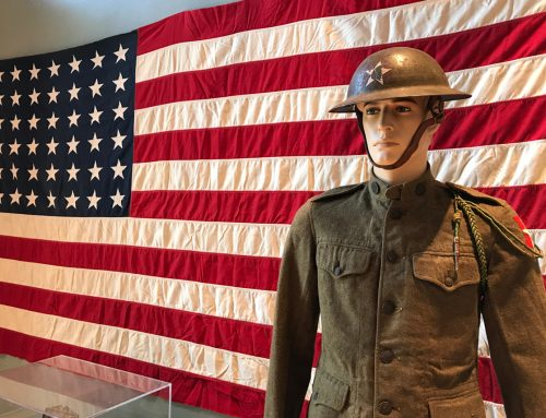 LAHM WWI Exhibit